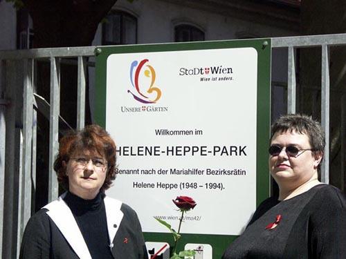 AIDS Memorial Day 2005