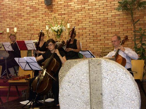 Impressionen vom Orchesterkonzert 2006