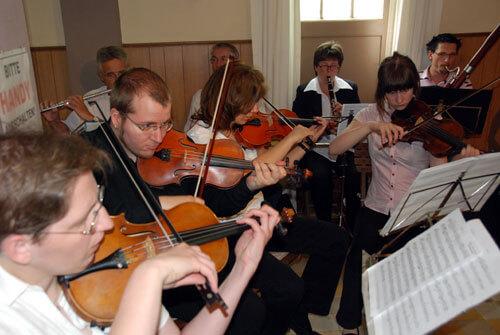 Konzert AIDS Memorial Day 2007