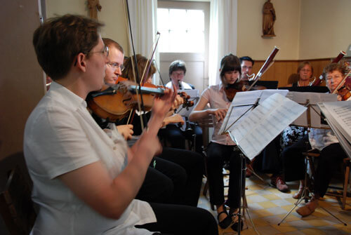 Konzert zum AIDS Memorial Day 2007