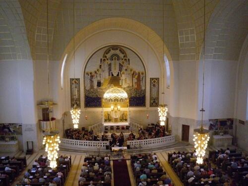 Orchesterkonzert in der Otto Wagner Kirche