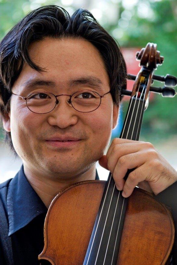 Elias Kim - Solist des Orchesterkonzert mit Beethoven und Schubert