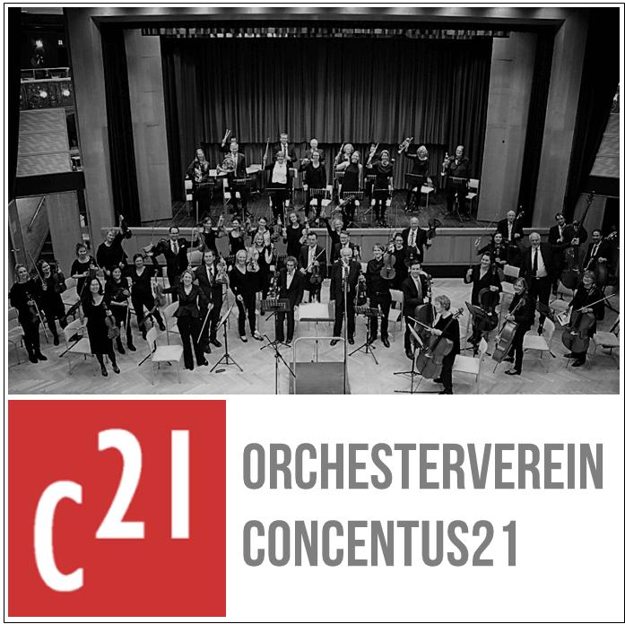Orchesterverein Concentus21 Wien 2018