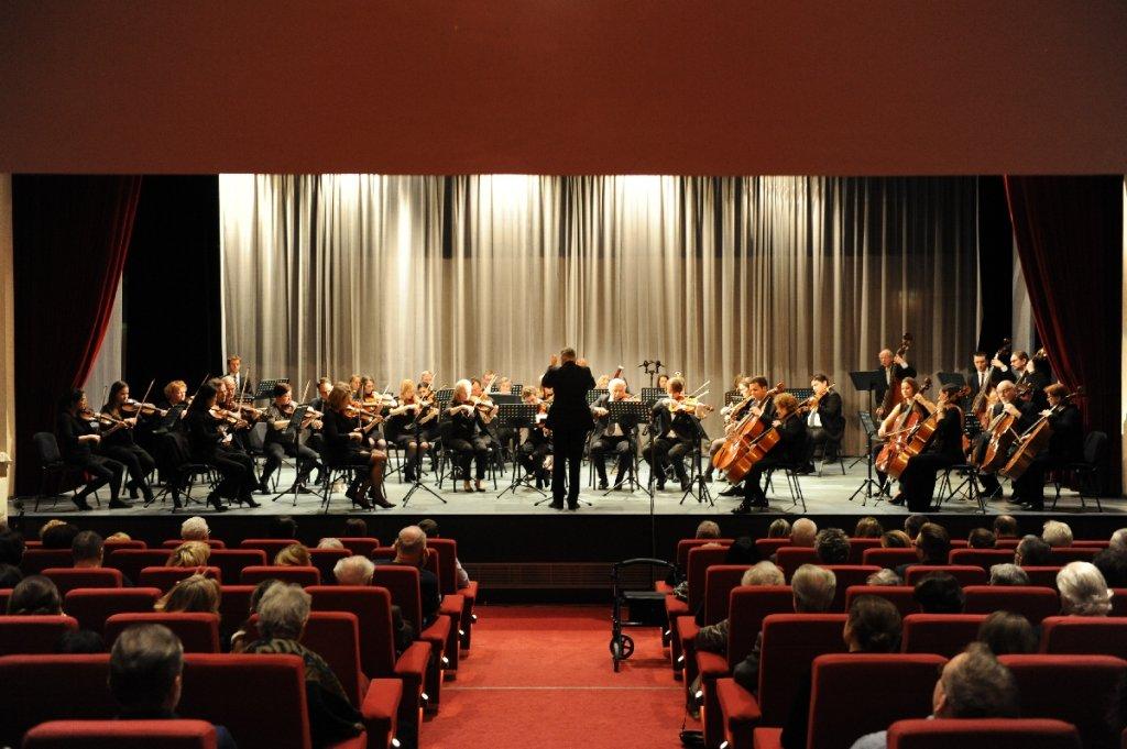 Orchester Concentus21 Wien in Oberlaa