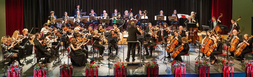 Orchester Concentus21 Wien beim Festkonzert zum 15jährigen Bestehen im Mai 2019