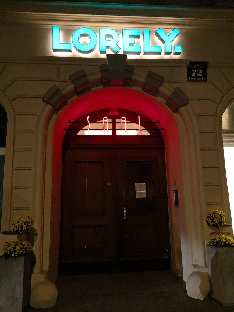 Eingang zur Lorely
