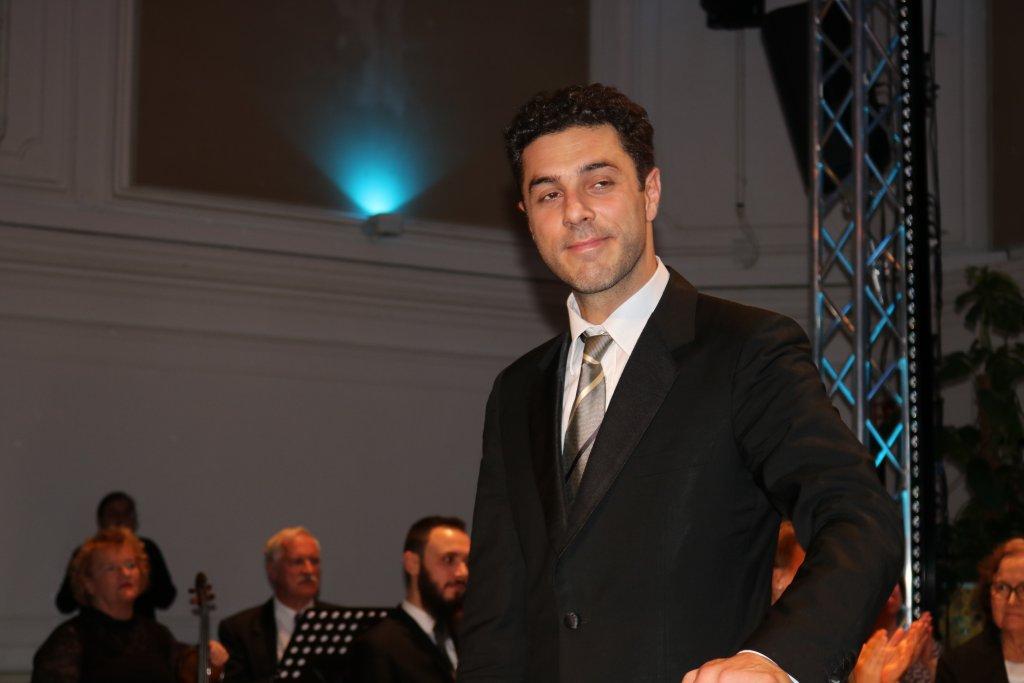 Solist Christos Marantos