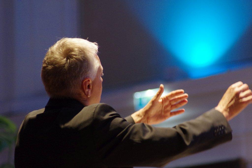 Dirigent Herbert Krenn