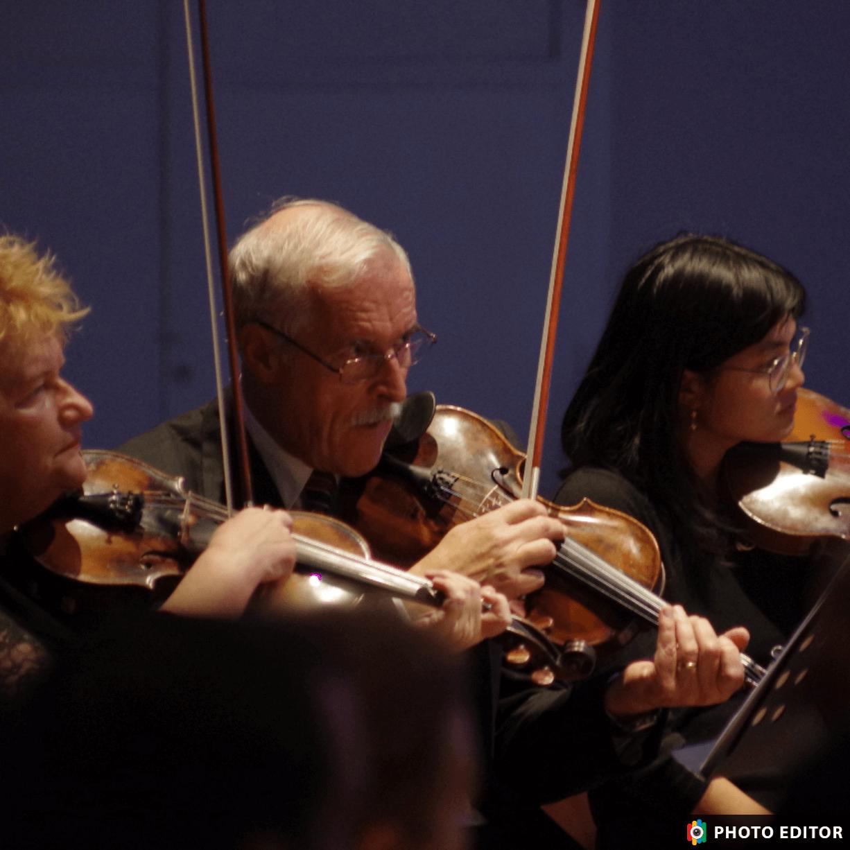 Gerhard Deiss, Violine