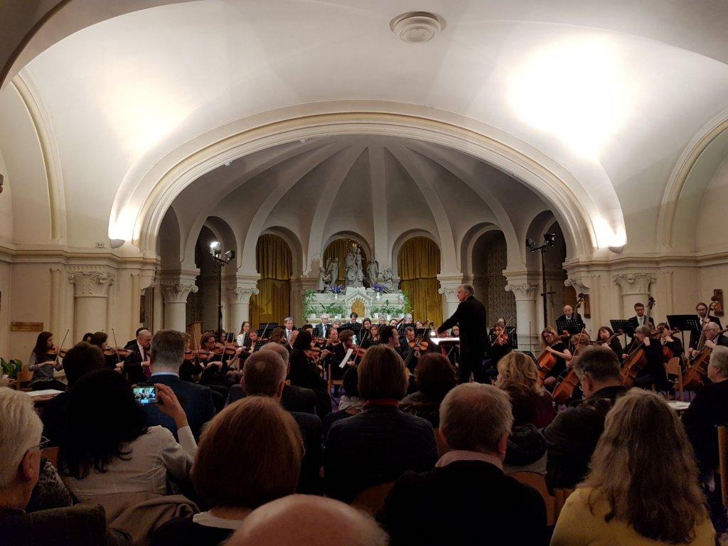 Konzert Krypta der Canisiuskirche