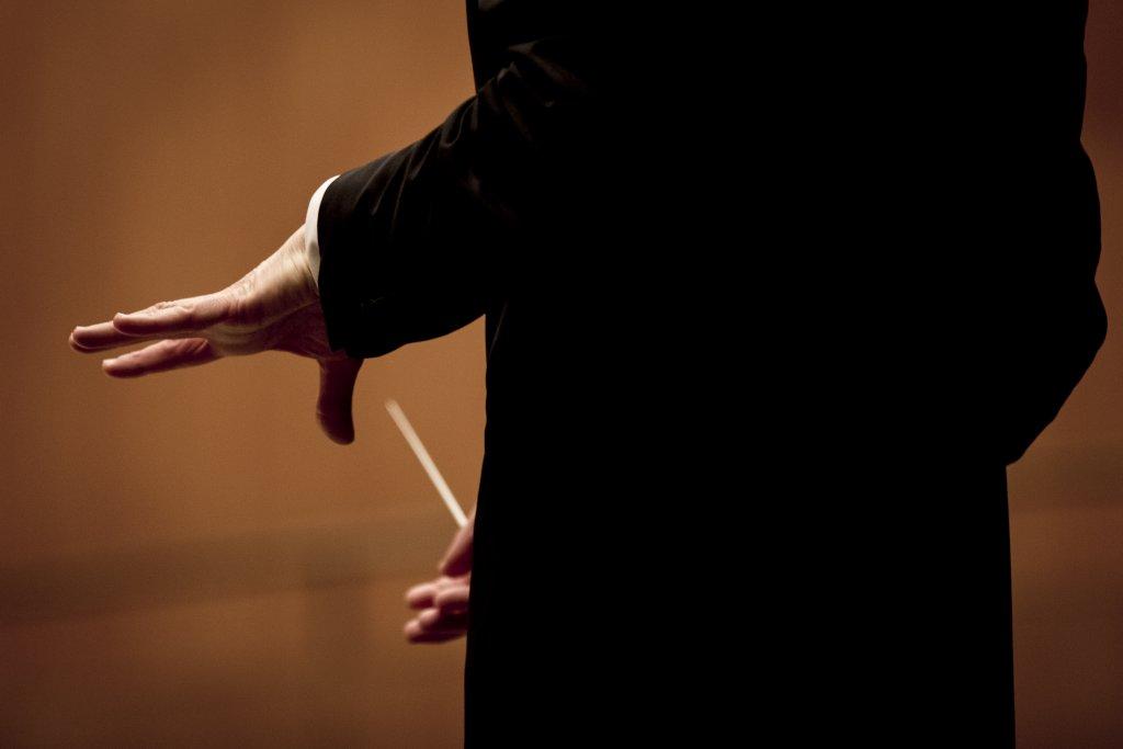 Symbolbild Dirigent