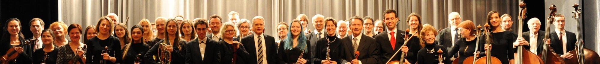 Orchesterverein Concentus21 - ein Amateurorchester sucht MitspielerInnen