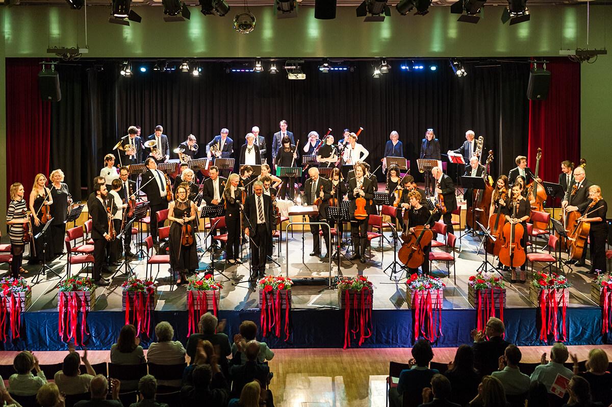 Orchester Concentus21 Wien 2019